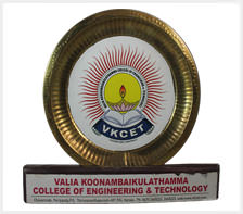 Valia Koonambaikulathamma College of Engineering & Technology award