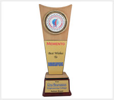 Radharaman Engineering College award