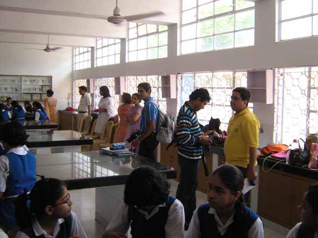 School level robotics workshop
