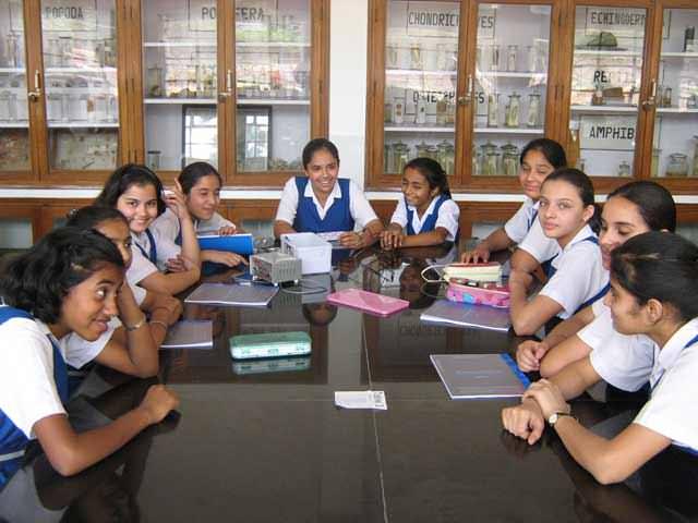 Carmel convent school robotic workshop image