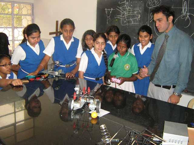 robotics workshops image gallery