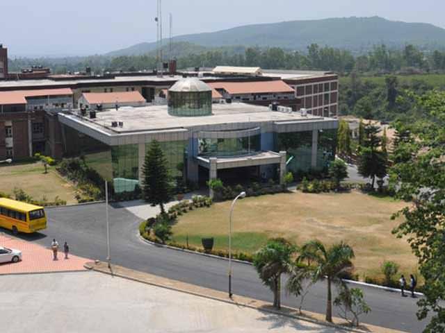 robotics College workshop in Dehradun