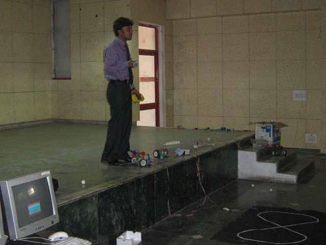 robotic program, training and courses in Faridabad, India