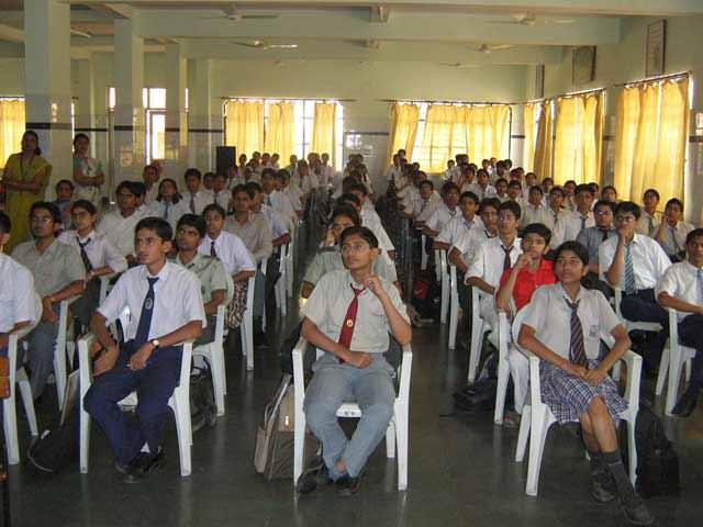 robotic workshop in Delhi NCR