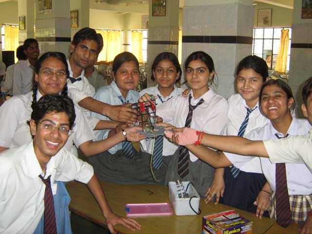 junior robotics workshop and training program