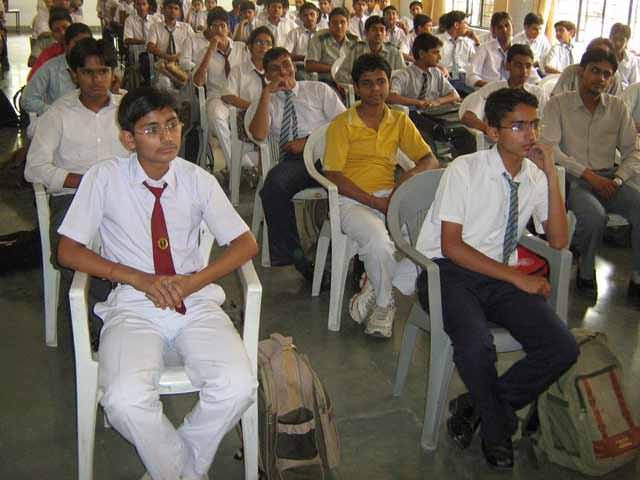 school level robotic training, program in Faridabad