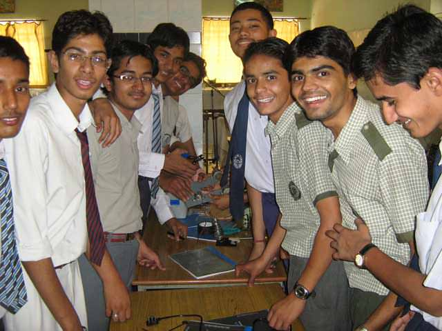 robotics junior workshop in Lucknow