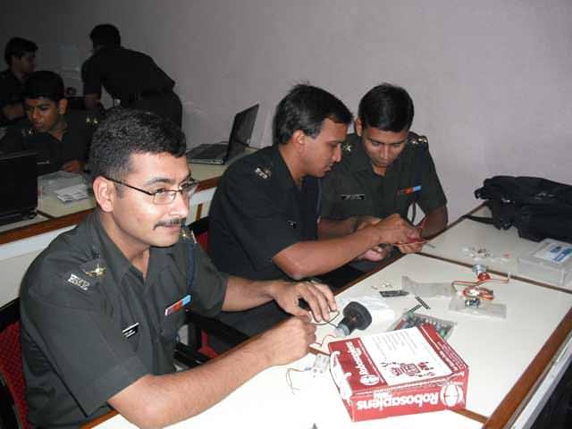robotic workshops classes in Secunderabad