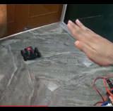Gyro Sensor Based Robot