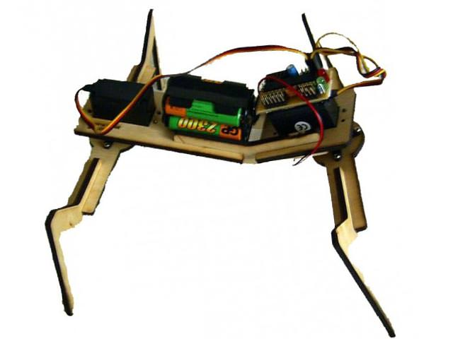 robotics components