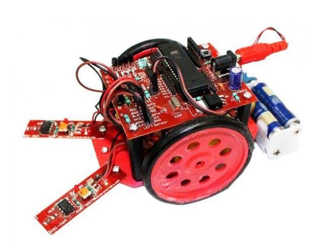 robot parts in Delhi ncr