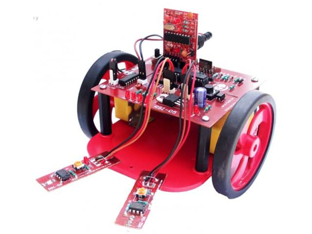 robot kits in india