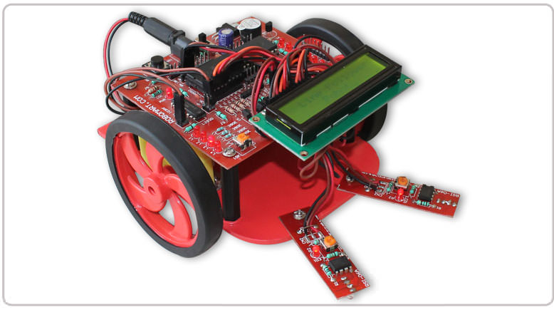 What is 8051-Robotics, Microcontroller, Embedded System, programming?