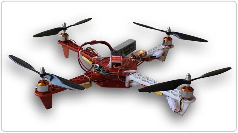 quadCopter aircraft